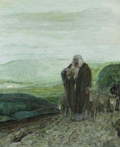 Henry_Ossawa_Tanner_-_The_Good_Shepherd