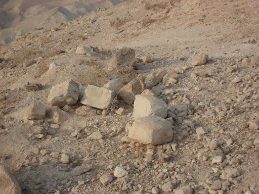 Bread in the desert