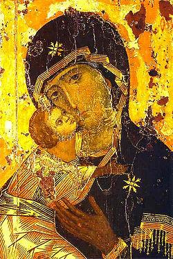 Theotokos vladimir