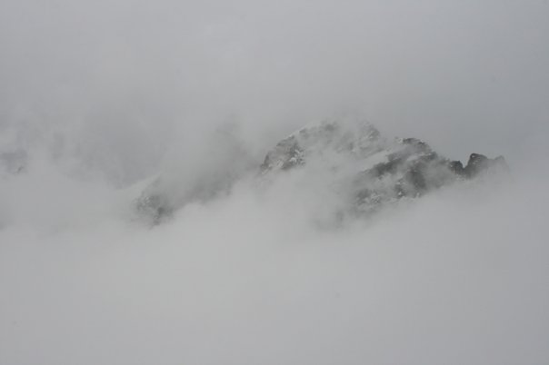 Snow cloud