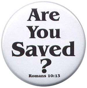 Are-you-saved