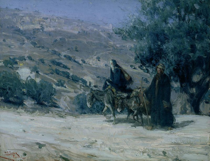 Flight-into-egypt-henry-ossawa-tanner