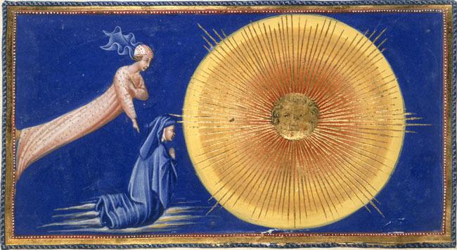 Dante primum mobile