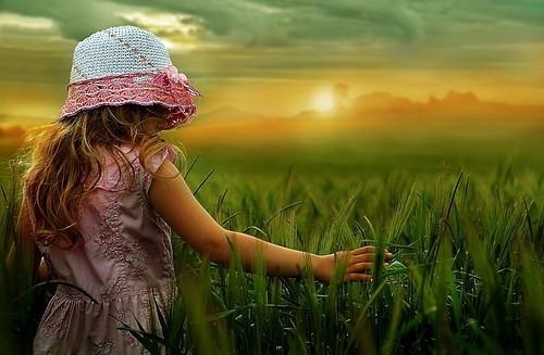 Child-in-nature