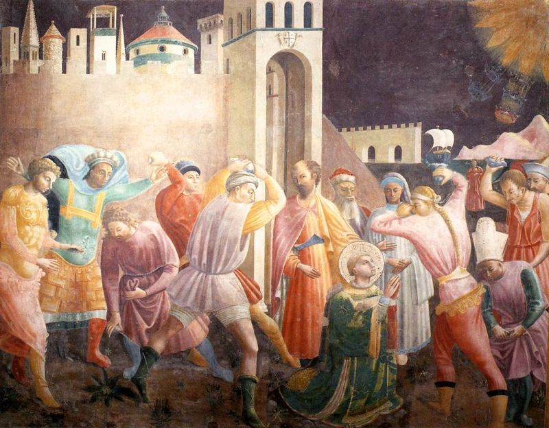 Paolo_Uccello_-_Stoning_of_St_Stephen_-_WGA23196