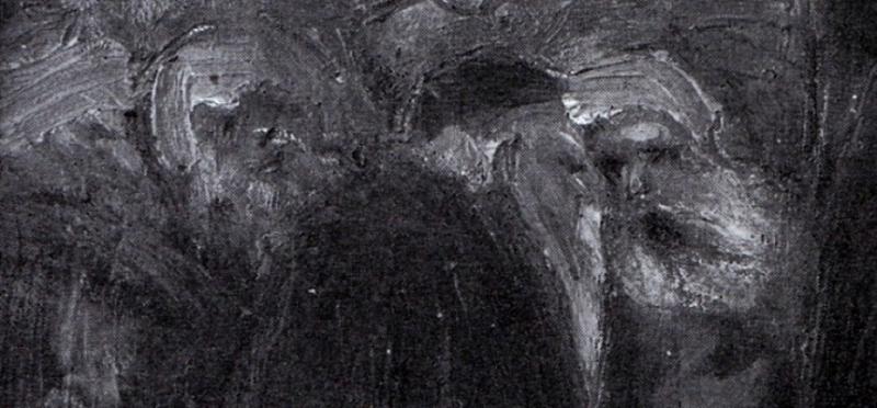 Pharisees 1900 Emil Nolde