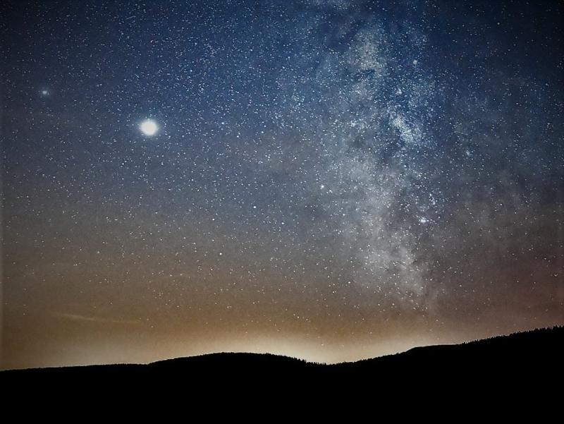 Jupiter saturn conjunction how see