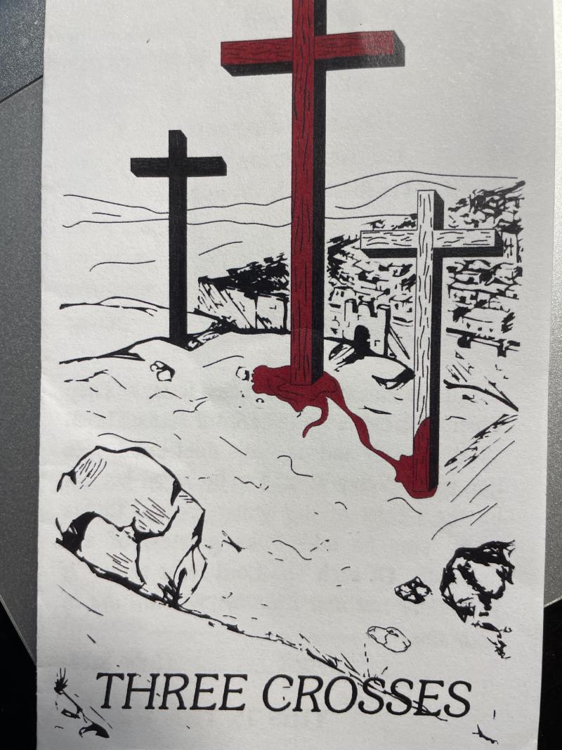 Cross tract